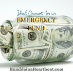 The Ideal Amount to Save in Your Emergency Fund