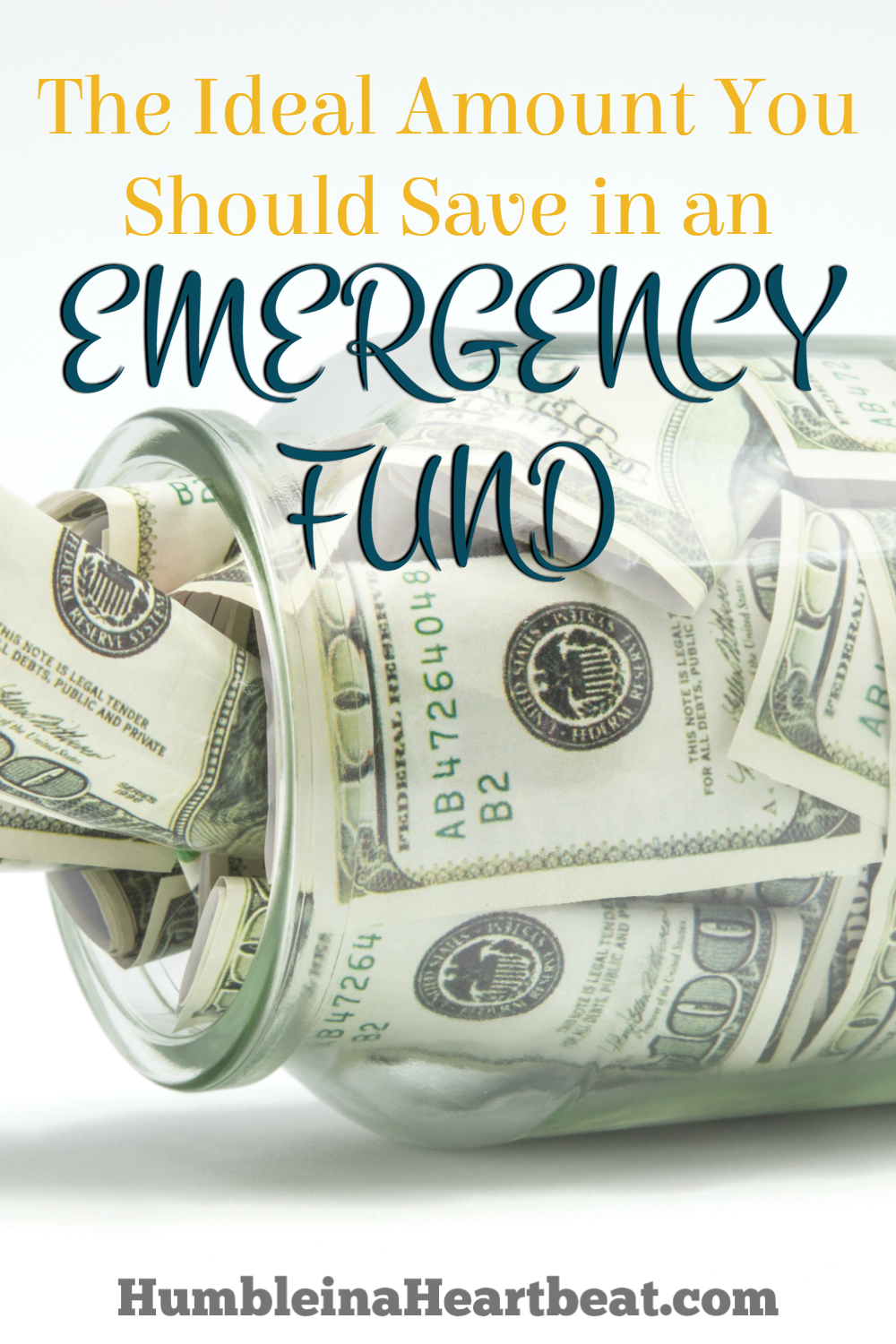 If you were to lose your job or have a medical emergency, would you have enough money in your emergency fund to survive these events? Here is the ideal amount you should be saving so you can stay afloat if the worst happens.
