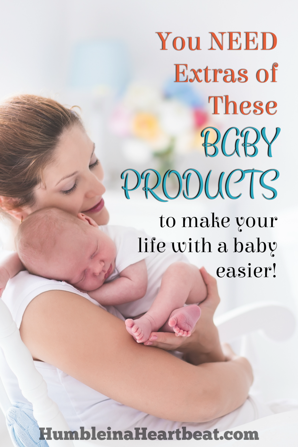 There are just some baby products that would have been so great to have more of, if only we could have spent a little more money. Put these products on your baby registry!