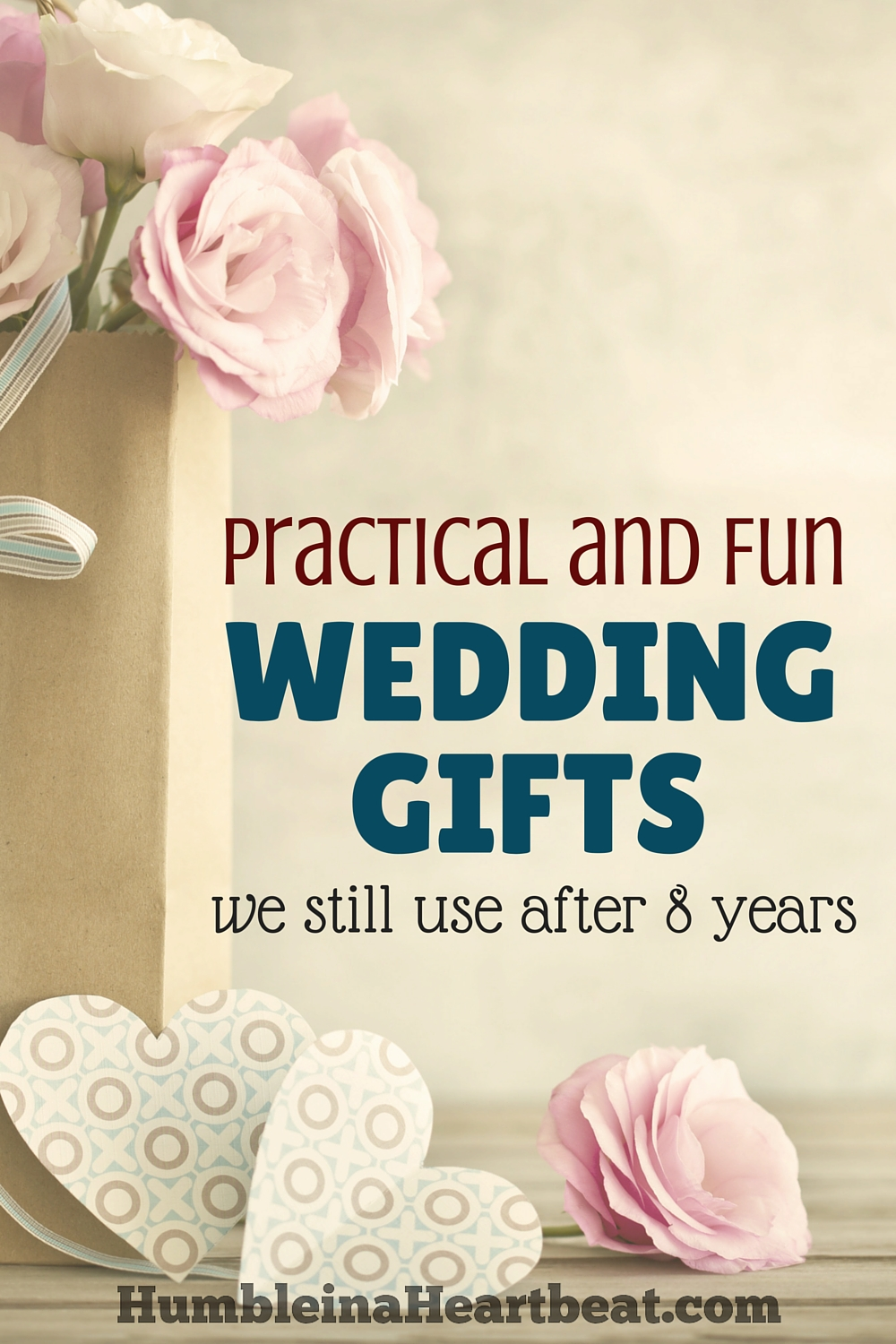 Best Wedding Gift Ever For Bride : We got so many gifts for our wedding 8 years ago, but these are the ...