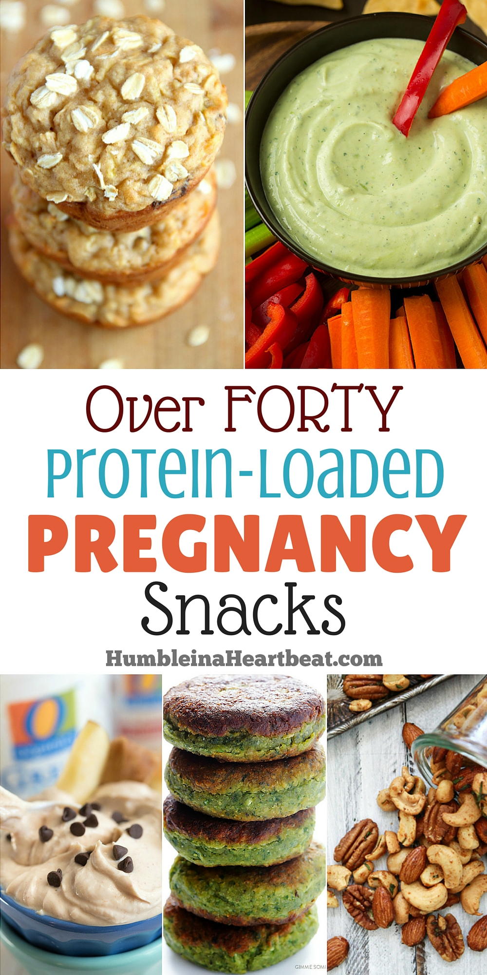 Having trouble getting the extra protein you need for your pregnancy? These protein-loaded pregnancy snacks are perfect for increasing your intake!