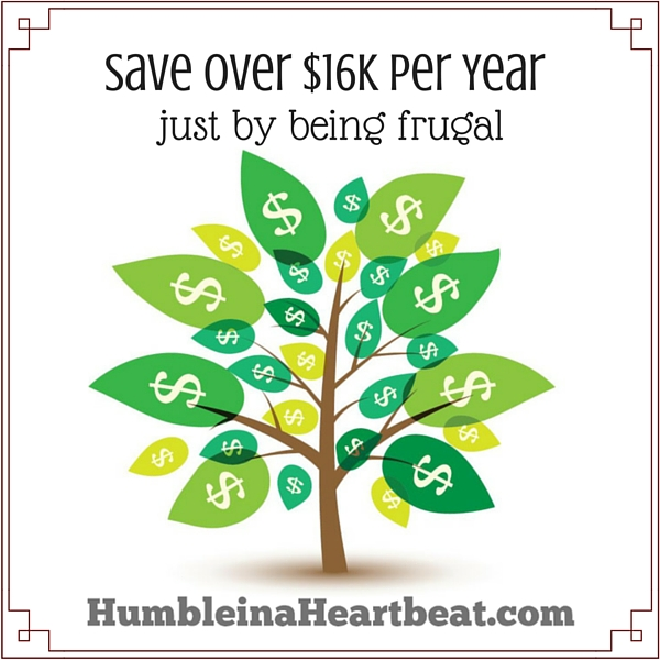 If you're not a very frugal person, you might be missing out on some serious savings. Try lowering these 11 expenses starting now and see if you can save over $16,000 this year!