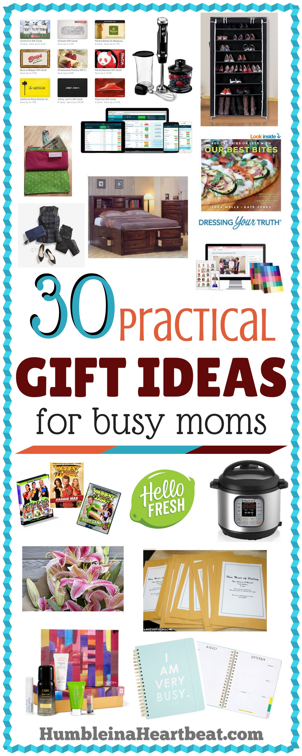 The Ultimate Gift Guide for Practical, Busy Moms | Feeding Our Flamingos