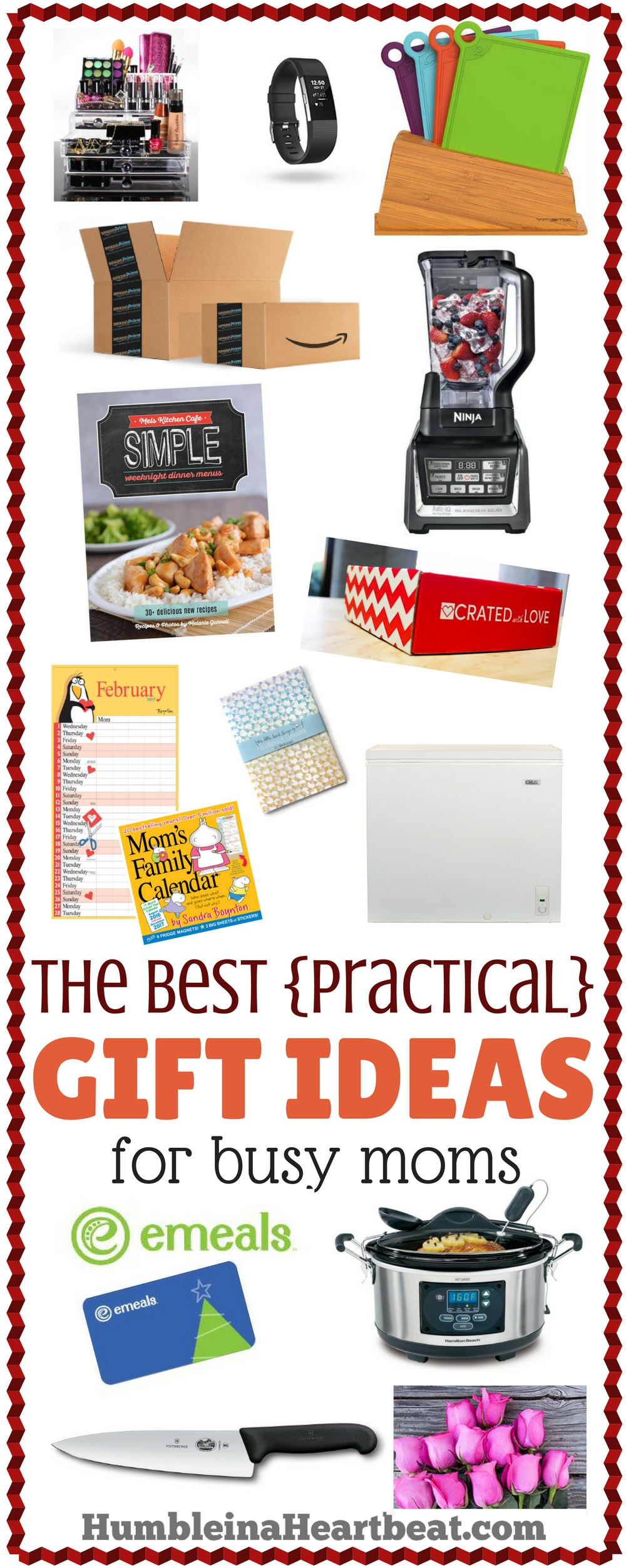 The Ultimate Gift Guide for Practical Busy Moms