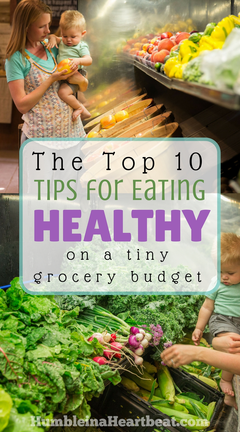 Tired of overspending on groceries? You don't have to break the bank to feed your family well. Check out these top tips for affordable healthy eating!