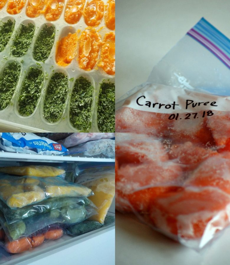 I love this idea! My family could use the extra nutrition boost from these frozen veggie purees. I'm going to start with beets, spinach, and sweet potatoes.