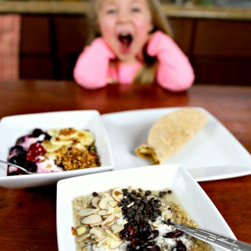 3 Easy and Super Yummy Breakfasts Kids LOVE {+ Video}