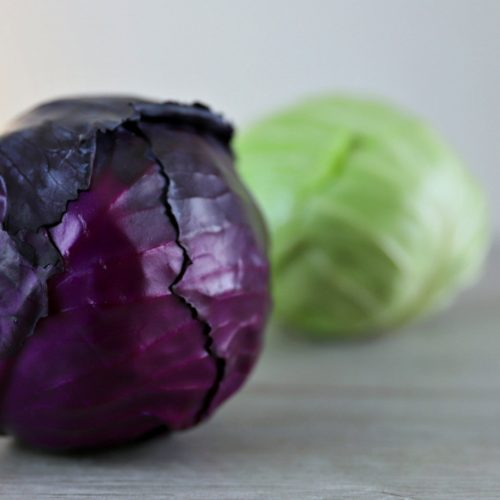 Monthly Produce Challenge Update #2: Cabbage