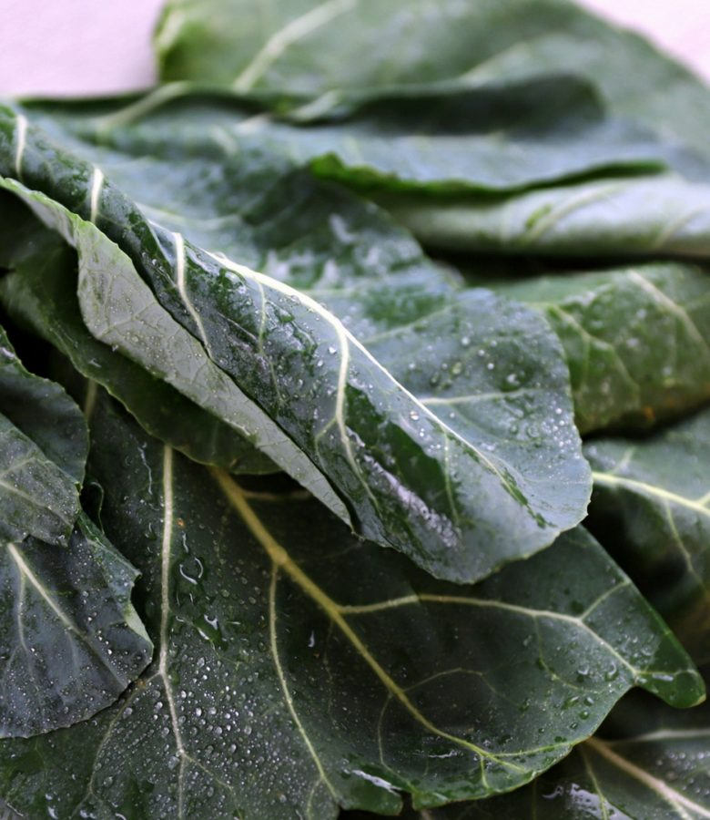 Monthly Produce Challenge Update #3: Collard Greens