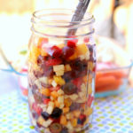 How to Make Fruit Salad in a Jar for Busy Weeks