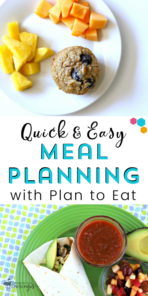Wanna eat healthier and save time in the process? Give Plan to Eat a try. It's a robust meal planning system with so many features that will help you save time meal planning and cooking throughout the week.