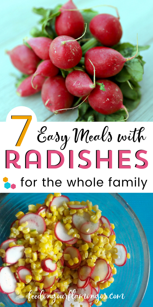 Tired of eating the same old vegetables every single week? Switch it up with this monthly produce challenge and try one new veggie each month. This month we tried radishes 7 different ways!