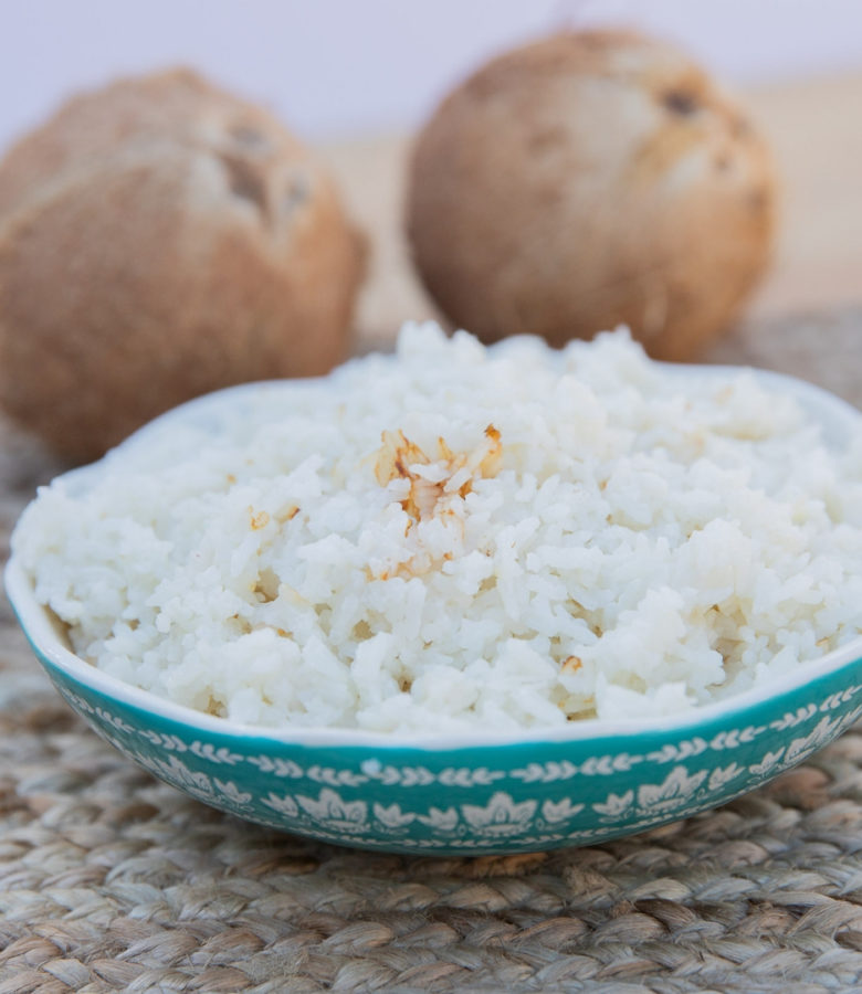 How to Make the Tastiest Savory Coconut Rice You'll Ever Eat