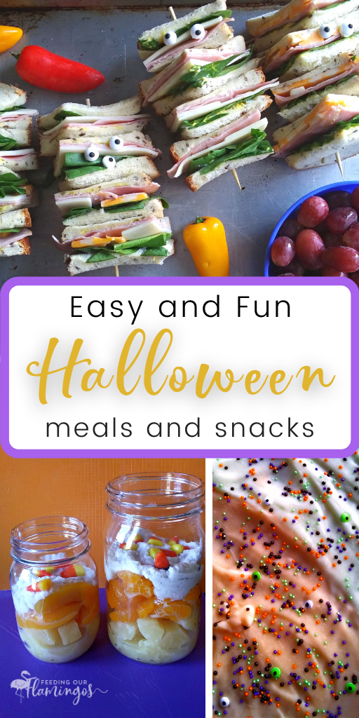 Give your kids what they want...Delicious AND healthy and definitely spooky Halloween food they will be so excited to eat! Try these 5 easy recipes for your fun Halloween festivities.
